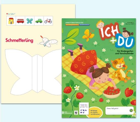 Kindermagazin ICH+DU
