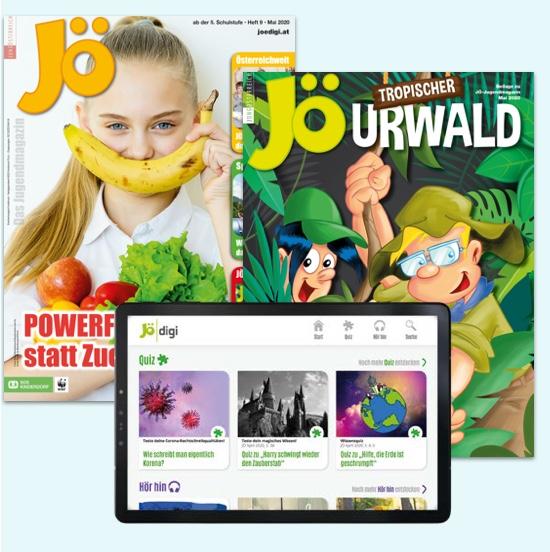 Jugendmagazin JÖ