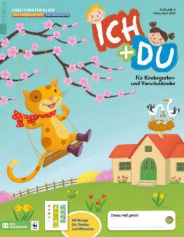 Die Zeitschrift ICH+DU