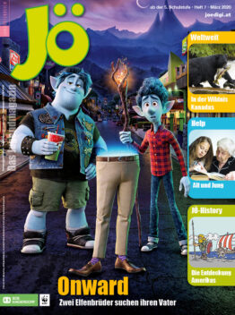 Das Jugendmagazin JÖ
