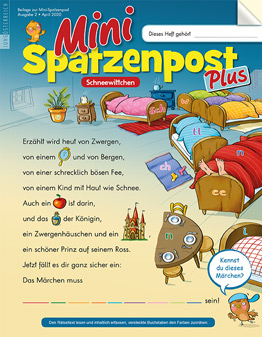 Mini-Spatzenpost Plus