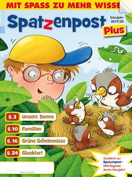 Wissensmagazin Spatzenpost Plus